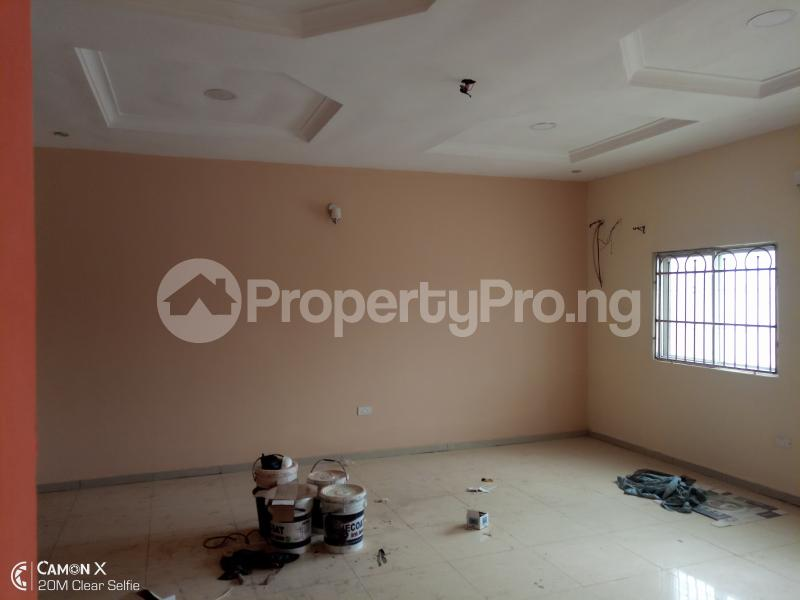 4 bedroom Semi Detached Duplex House for rent Fly over bridge FHA lugbe Lugbe Abuja - 1