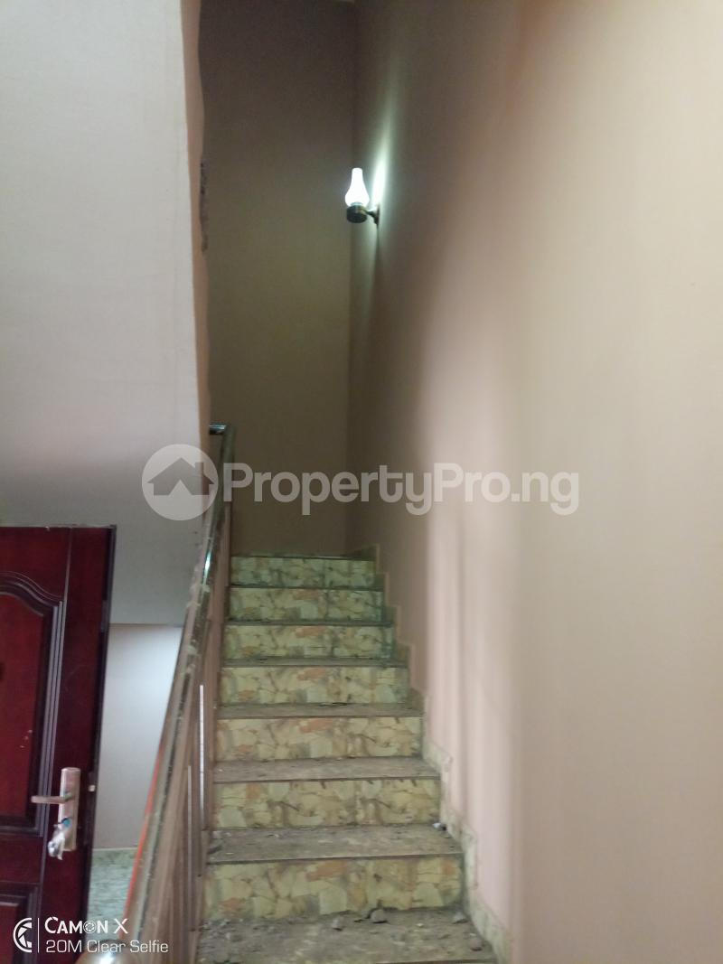 4 bedroom Semi Detached Duplex House for rent Fly over bridge FHA lugbe Lugbe Abuja - 5