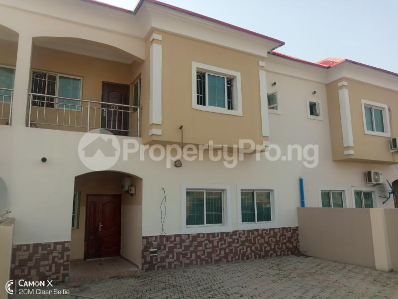 4 bedroom Semi Detached Duplex House for rent Fly over bridge FHA lugbe Lugbe Abuja - 0