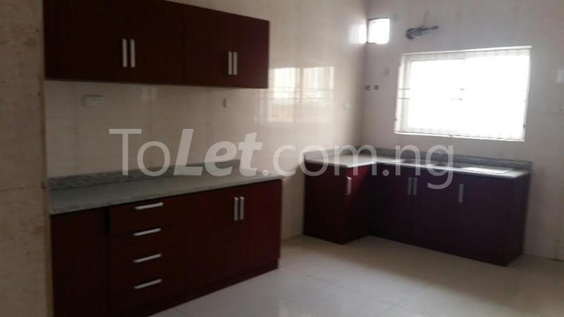 4 bedroom House for rent bourdillon court chevron Lekki Lagos - 4