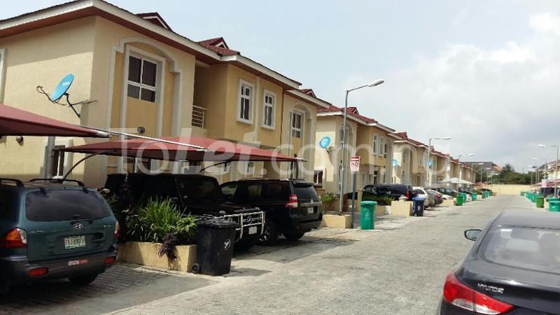 4 bedroom House for rent bourdillon court chevron Lekki Lagos - 2