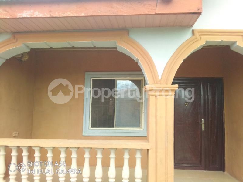 2 bedroom Flat / Apartment for rent Modupe Adeoye Str Igbogbo Ikorodu Lagos - 1