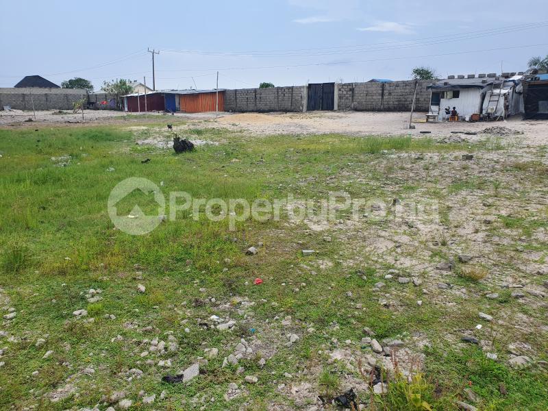 Mixed   Use Land Land for sale Lafiaji Lekki Phase 2 Lekki Lagos - 6