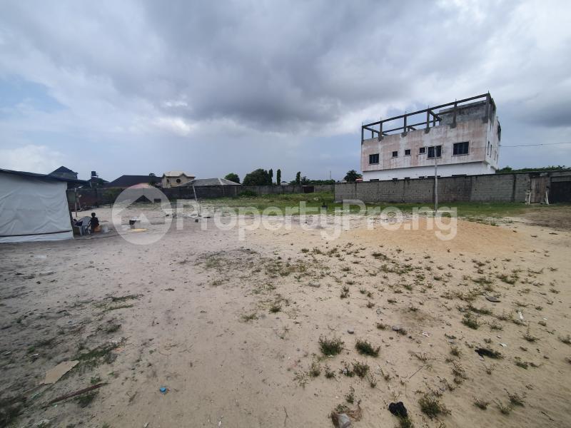 Mixed   Use Land Land for sale Lafiaji Lekki Phase 2 Lekki Lagos - 0