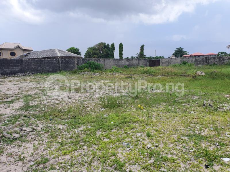 Mixed   Use Land Land for sale Lafiaji Lekki Phase 2 Lekki Lagos - 4