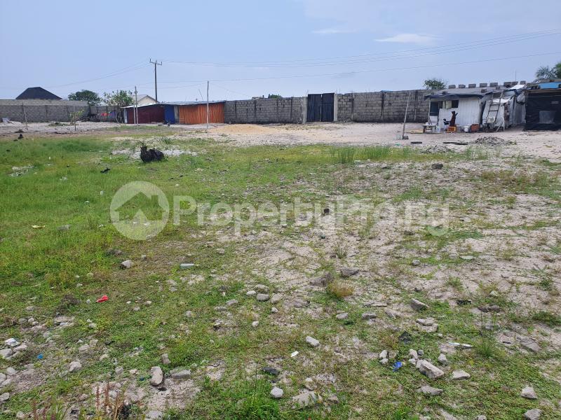 Mixed   Use Land Land for sale Lafiaji Lekki Phase 2 Lekki Lagos - 10