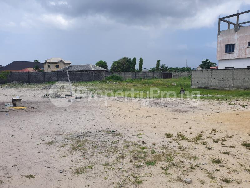 Mixed   Use Land Land for sale Lafiaji Lekki Phase 2 Lekki Lagos - 1