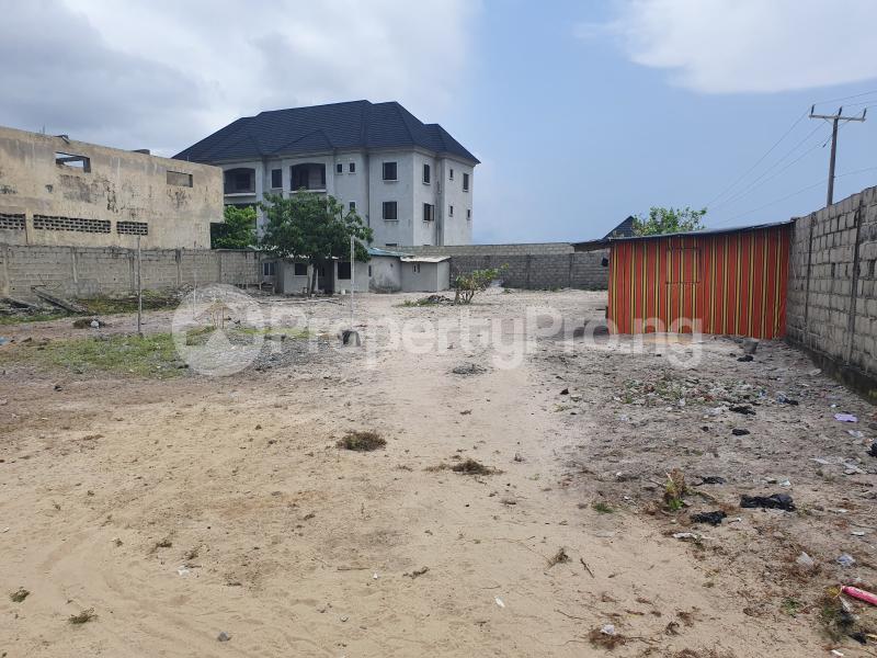 Residential Land Land for sale Lafiaji Lekki Phase 2 Lekki Lagos - 0
