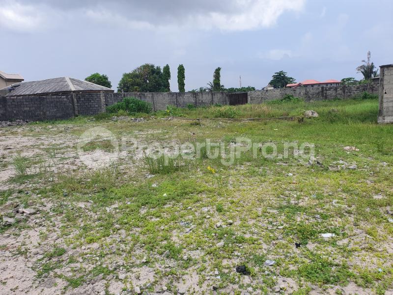 Residential Land Land for sale Lafiaji Lekki Phase 2 Lekki Lagos - 1