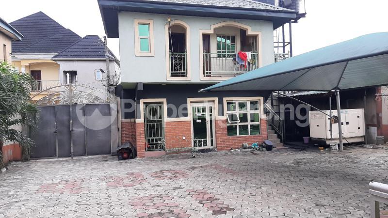 6 bedroom Detached Duplex House for sale Oro Ekpo Street Ada George Port Harcourt Rivers - 14