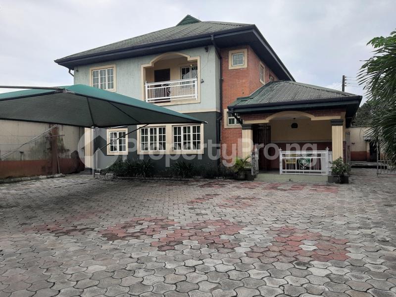 6 bedroom Detached Duplex House for sale Oro Ekpo Street Ada George Port Harcourt Rivers - 0