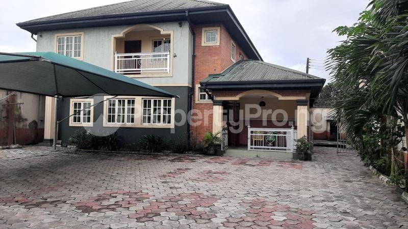 6 bedroom Detached Duplex House for sale Oro Ekpo Street Ada George Port Harcourt Rivers - 2