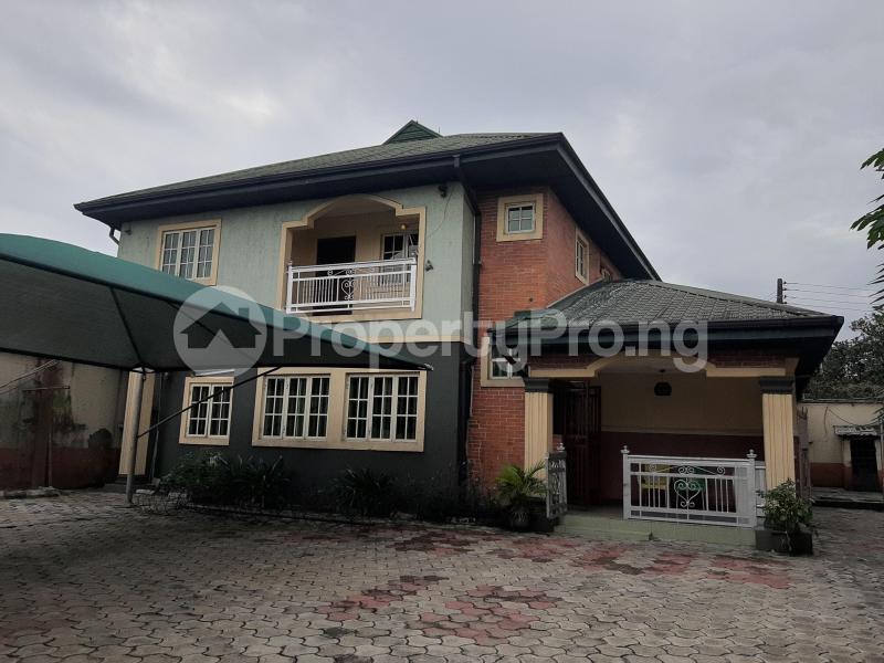 6 bedroom Detached Duplex House for sale Oro Ekpo Street Ada George Port Harcourt Rivers - 1
