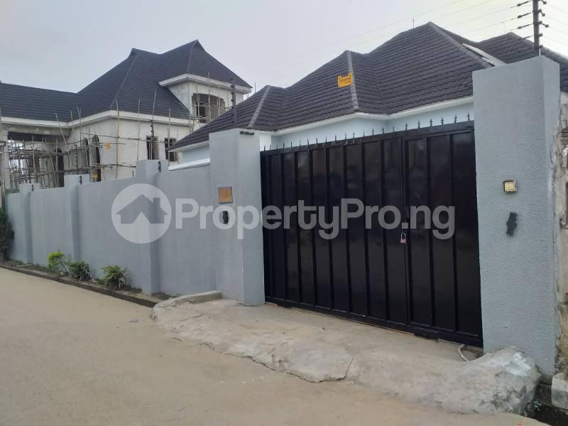 4 bedroom Detached Bungalow for sale Nta Road Port Harcourt Rivers - 1