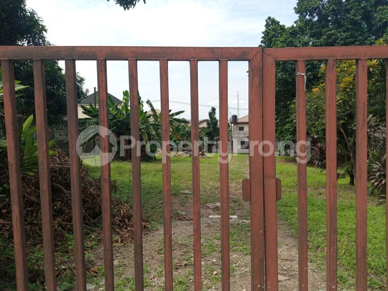 Residential Land Land for sale William Jumbo Street, Old Gra Old GRA Port Harcourt Rivers - 1