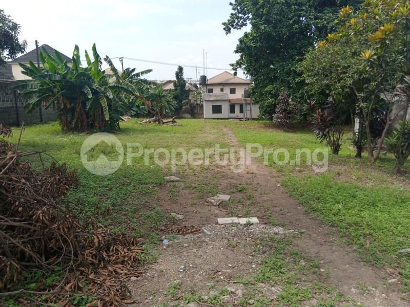 Residential Land Land for sale William Jumbo Street, Old Gra Old GRA Port Harcourt Rivers - 0
