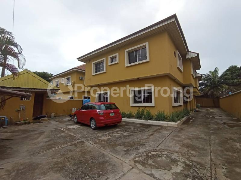 4 bedroom Semi Detached Duplex House for rent Behind Local Government Igbo-efon Lekki Lagos - 0