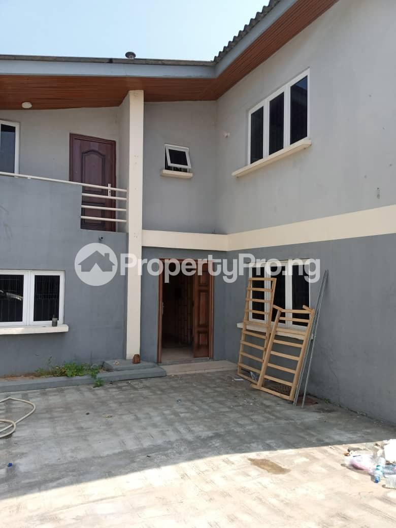 4 bedroom Detached Duplex House for rent JALUPON Adeniran Ogunsanya Surulere Lagos - 0