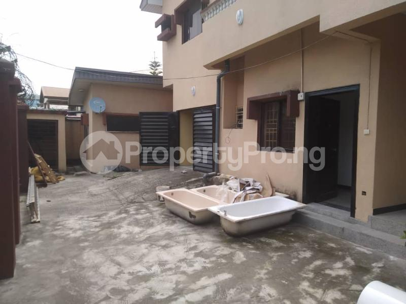 5 bedroom Semi Detached Duplex House for rent Lekki Phase 1 Lekki Lagos - 4