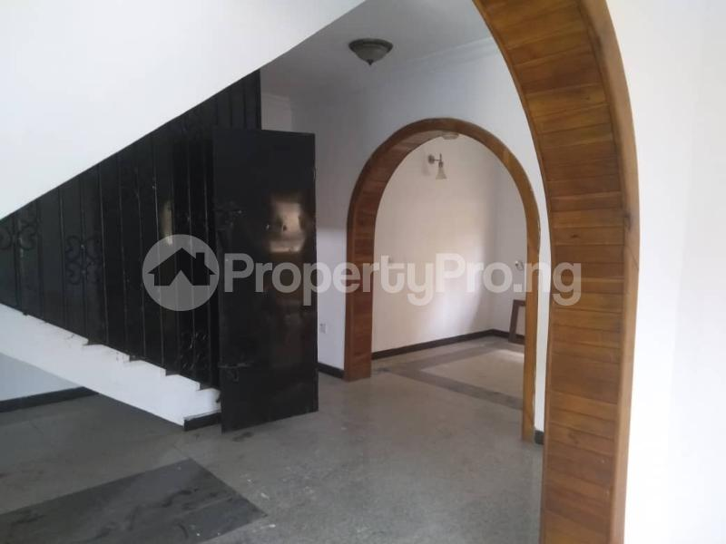 5 bedroom Semi Detached Duplex House for rent Lekki Phase 1 Lekki Lagos - 6