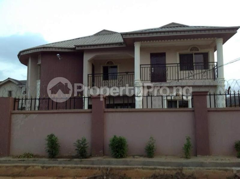 6 bedroom Detached Duplex House for sale Akute Yakoyo/Alagbole Ojodu Lagos - 1