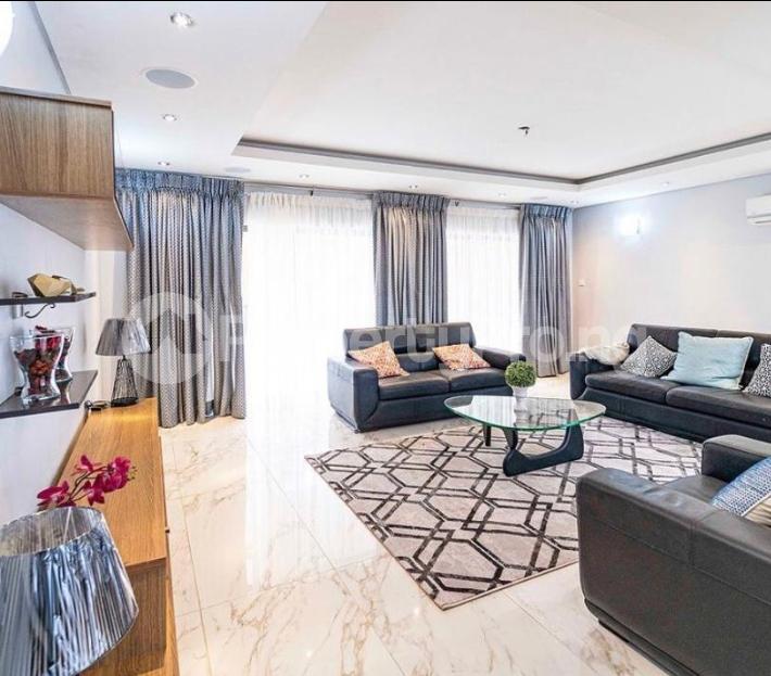 4 bedroom Terraced Duplex for rent Gerard road Ikoyi Lagos - 17