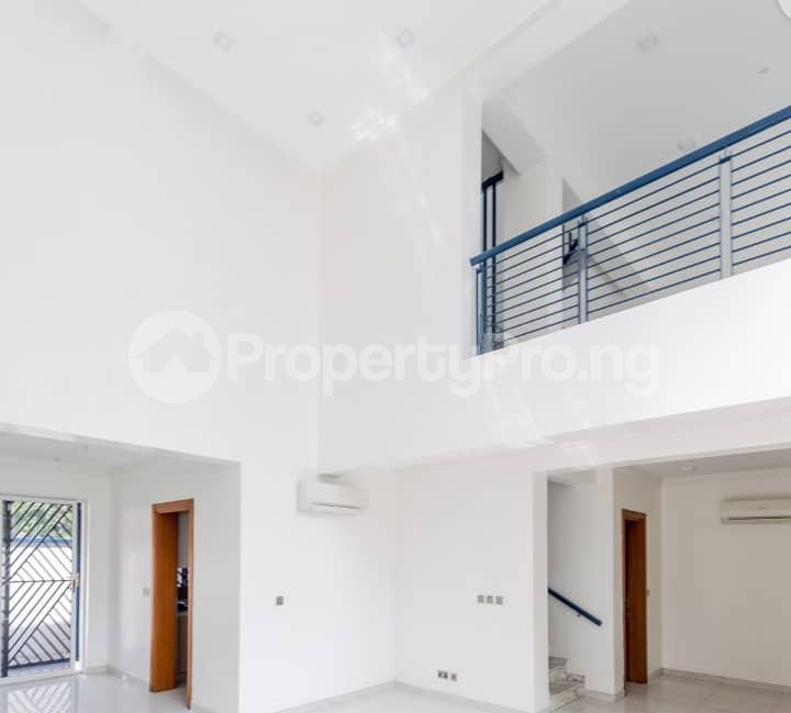4 bedroom Terraced Duplex for rent Gerard road Ikoyi Lagos - 9
