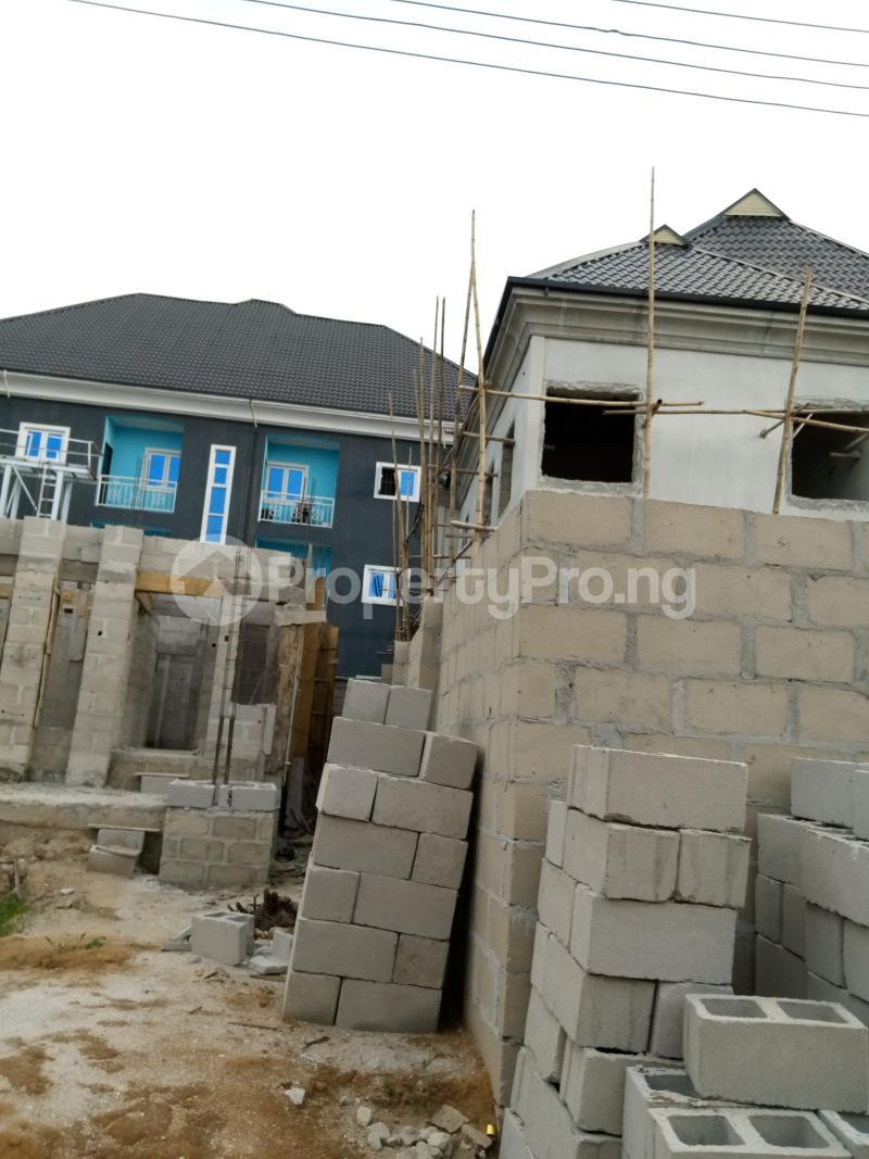 4 bedroom Detached Duplex House for sale Sars road off Rukpokwu Rupkpokwu Port Harcourt Rivers - 1