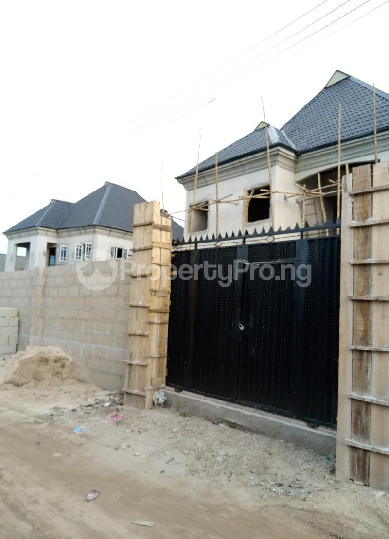 4 bedroom Detached Duplex House for sale Sars road off Rukpokwu Rupkpokwu Port Harcourt Rivers - 0