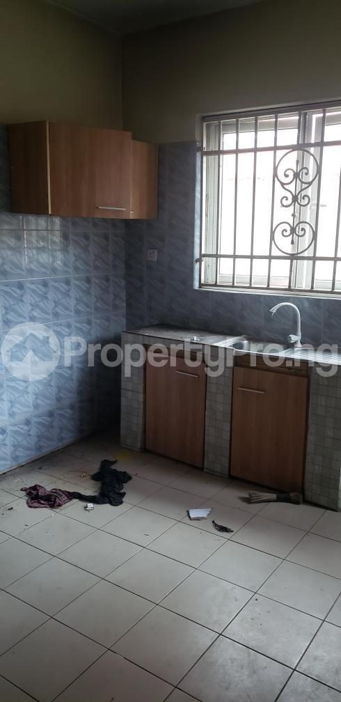 2 bedroom Blocks of Flats House for rent Olasepe estate madonna  Berger Ojodu Lagos - 8