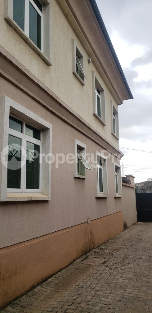 2 bedroom Blocks of Flats House for rent Olasepe estate madonna  Berger Ojodu Lagos - 11