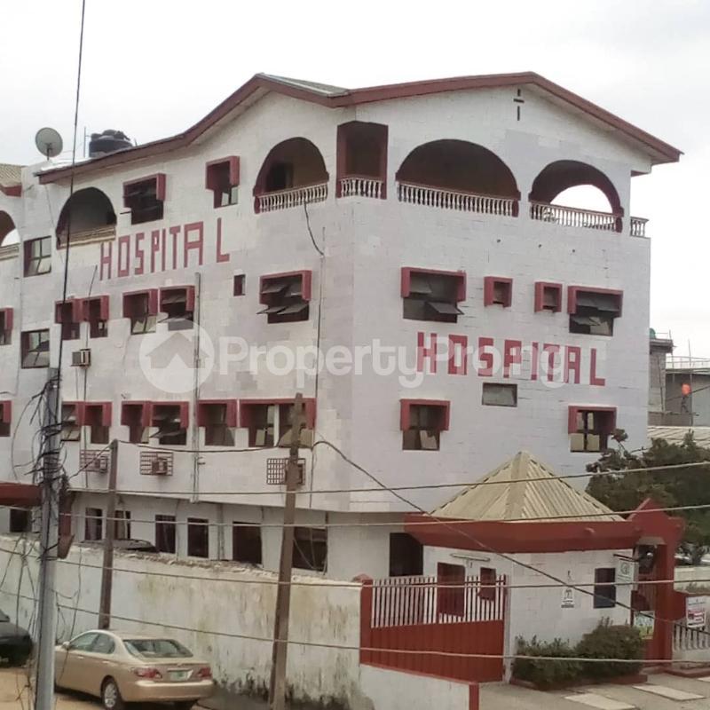 10 bedroom Hotel/Guest House Commercial Property for sale Off Nnobi Street  Kilo-Marsha Surulere Lagos - 1