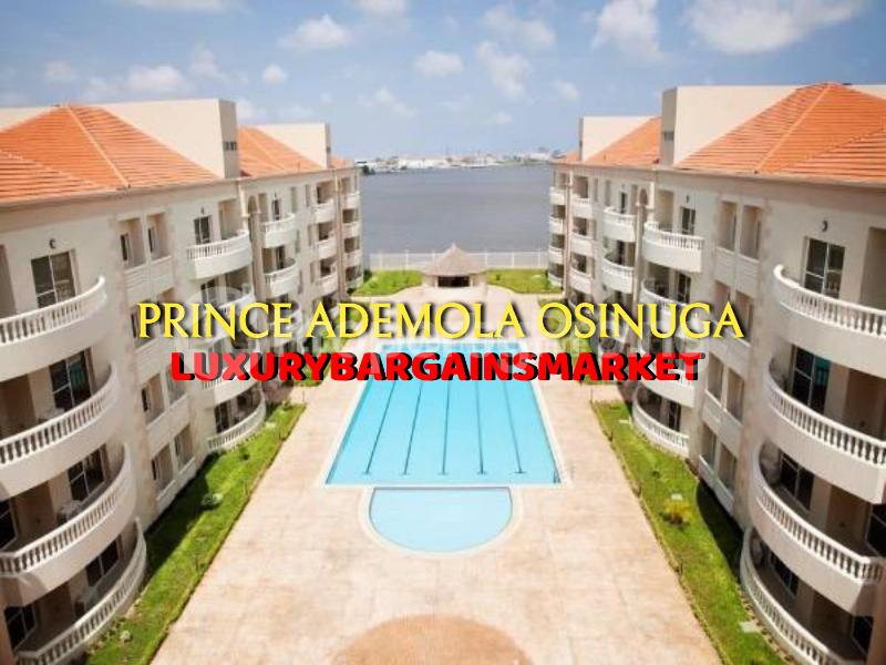 4 bedroom Flat / Apartment for rent Banana Island Road Banana Island Ikoyi Lagos - 0