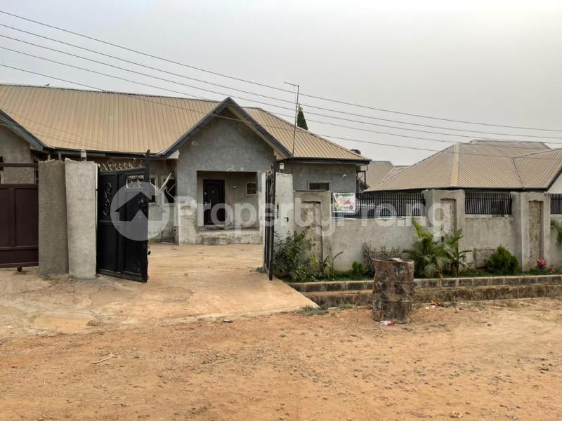 2 bedroom Semi Detached Bungalow House for sale Jedo Estate Lugbe Abuja - 0