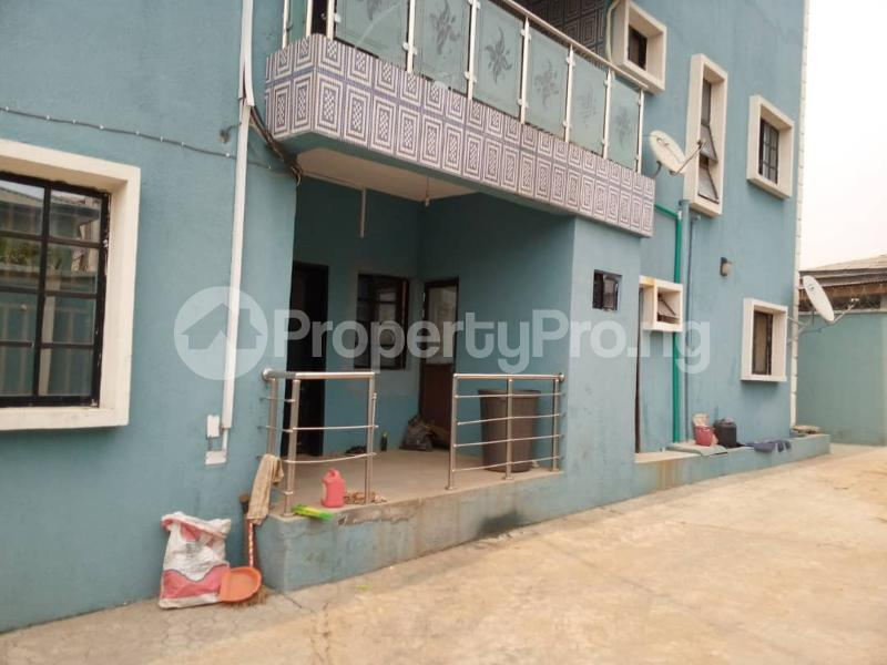 4 bedroom House for sale Egbeda Alimosho Lagos - 2