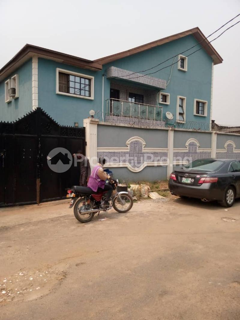 4 bedroom House for sale Egbeda Alimosho Lagos - 3