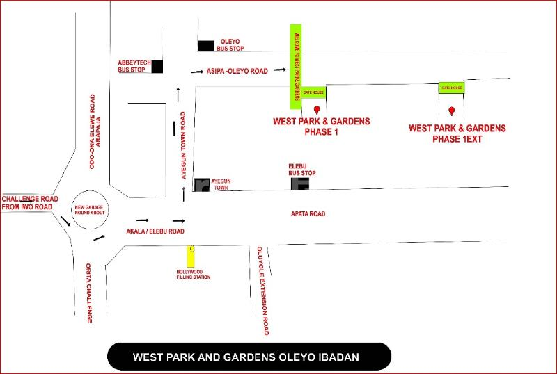 Mixed   Use Land Land for sale Oyo Oyo - 1