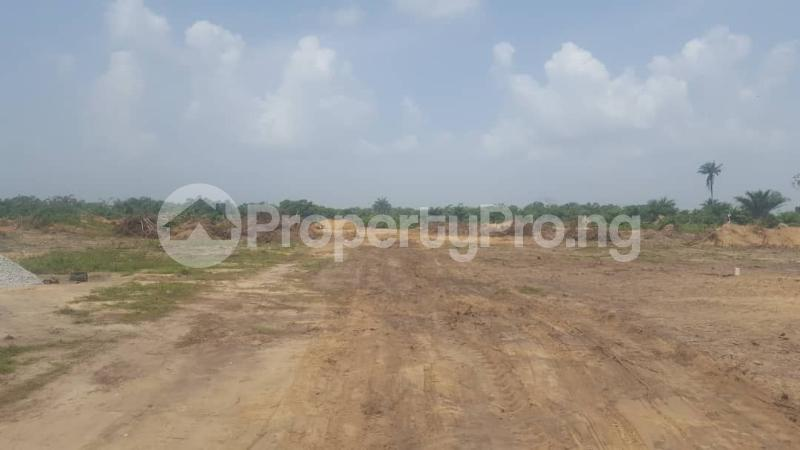 Residential Land for sale West Point Gardens Phase 1 Ijaiye Orile Ibadan Oyo - 1