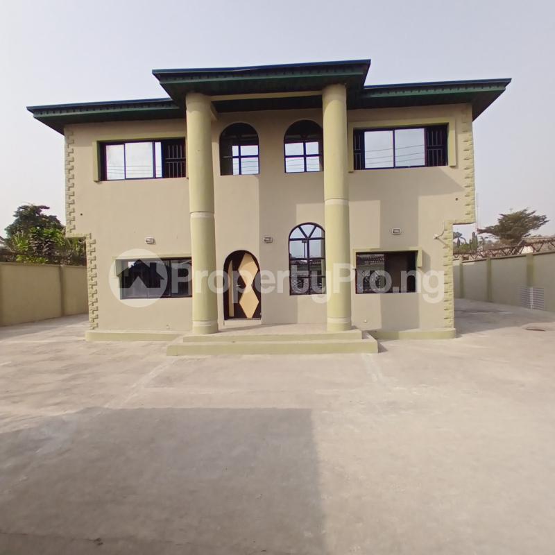 8 bedroom Detached Duplex House for rent On The Main Road Agodi Ibadan Oyo - 0
