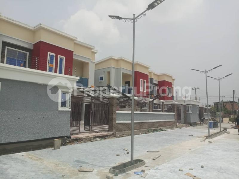 4 bedroom Terraced Duplex House for sale After the 2nd Toll gate, Between Chevron and VGC, Ikota, Lekki Phase 2,  Creek Avenue Court Ikota Lekki Lagos - 19