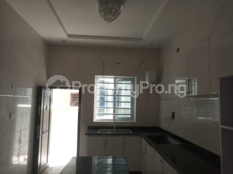 4 bedroom Terraced Duplex House for sale After the 2nd Toll gate, Between Chevron and VGC, Ikota, Lekki Phase 2,  Creek Avenue Court Ikota Lekki Lagos - 4