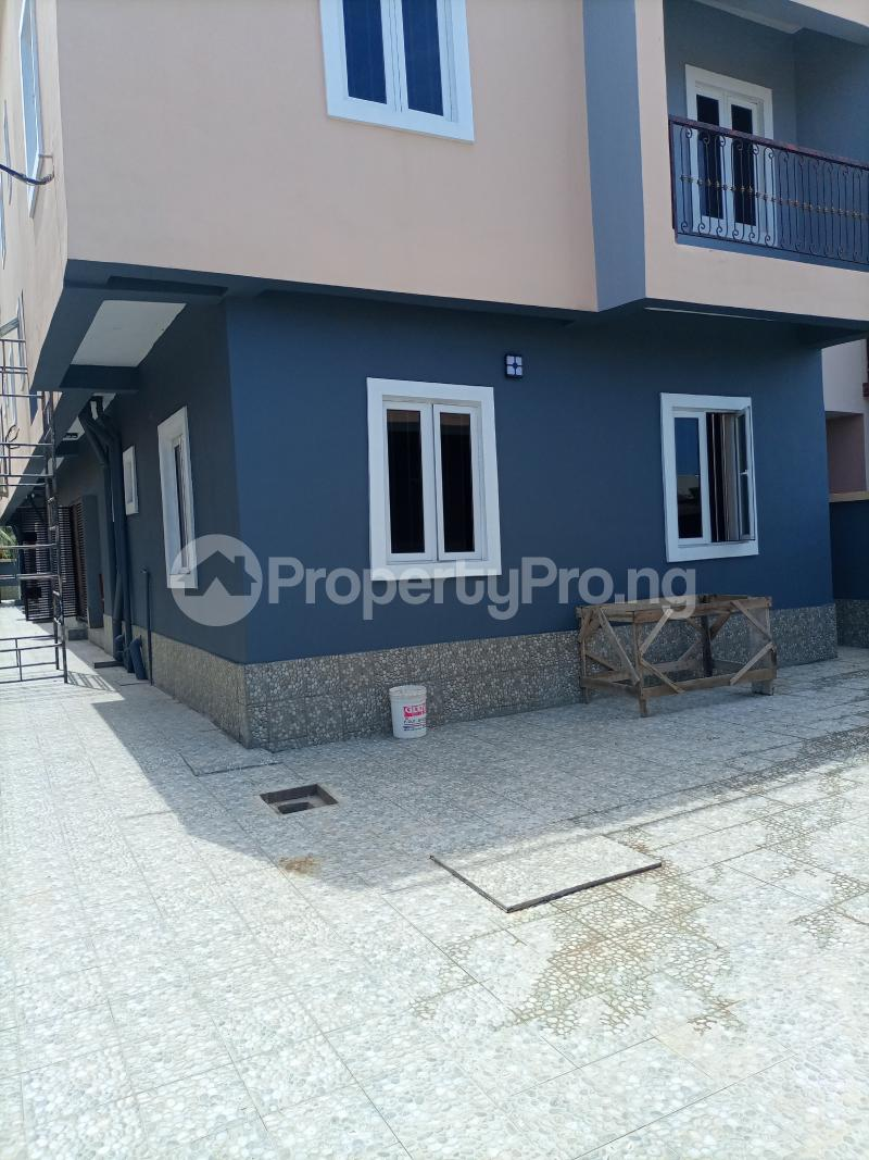 2 bedroom Flat / Apartment for rent Peace Estate Apple junction Amuwo Odofin Lagos - 1