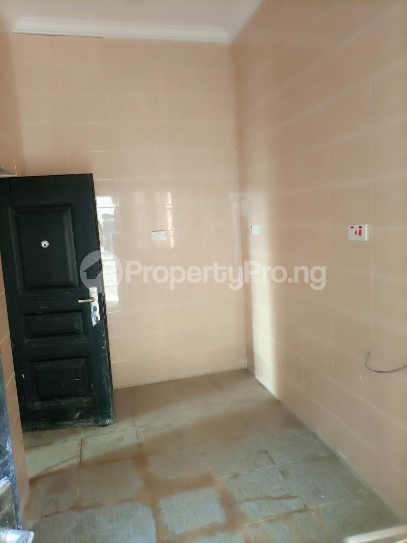3 bedroom Flat / Apartment for rent Ago palace Estate Ago palace Okota Lagos - 10
