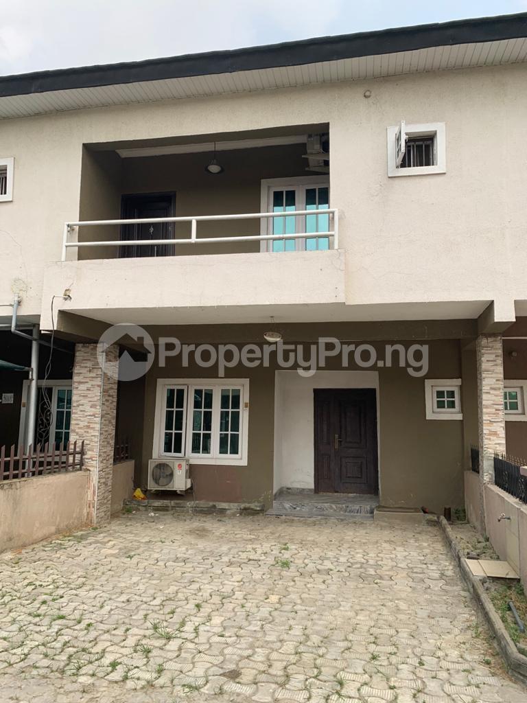 3 bedroom Terraced Duplex for sale Lekki Gardens Phase 2 Opposite Abraham Adesanya Estate Lekki Gardens estate Ajah Lagos - 0