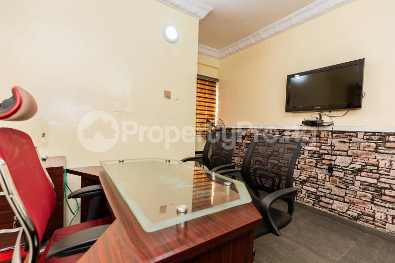 Private Office for shortlet 14a, Bayo Dejonwo Street. LSDPC Maryland Estate Maryland Lagos - 1
