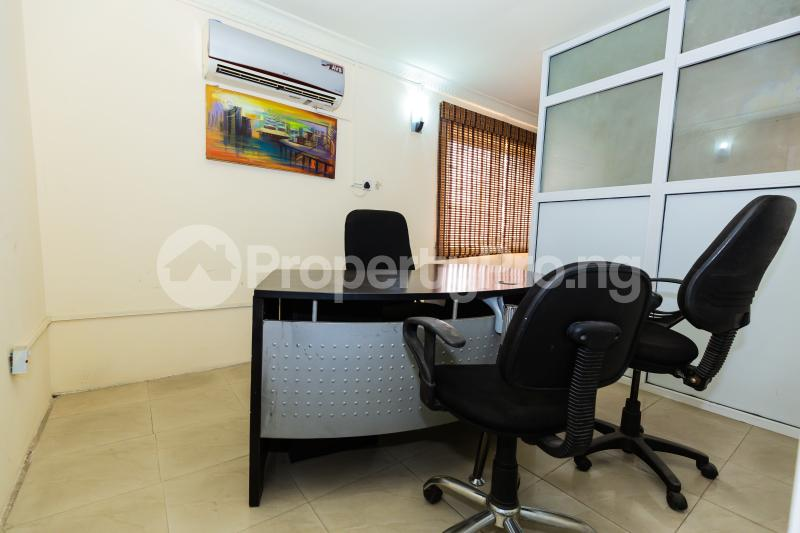 Office Space Commercial Property for shortlet 14a, Bayo dejonwo street. LSDPC Maryland Estate Maryland Lagos - 1