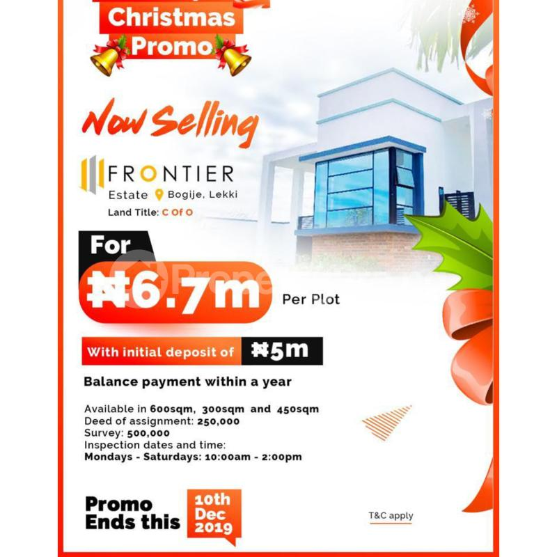 Residential Land Land for sale Ajah Lagos - 0