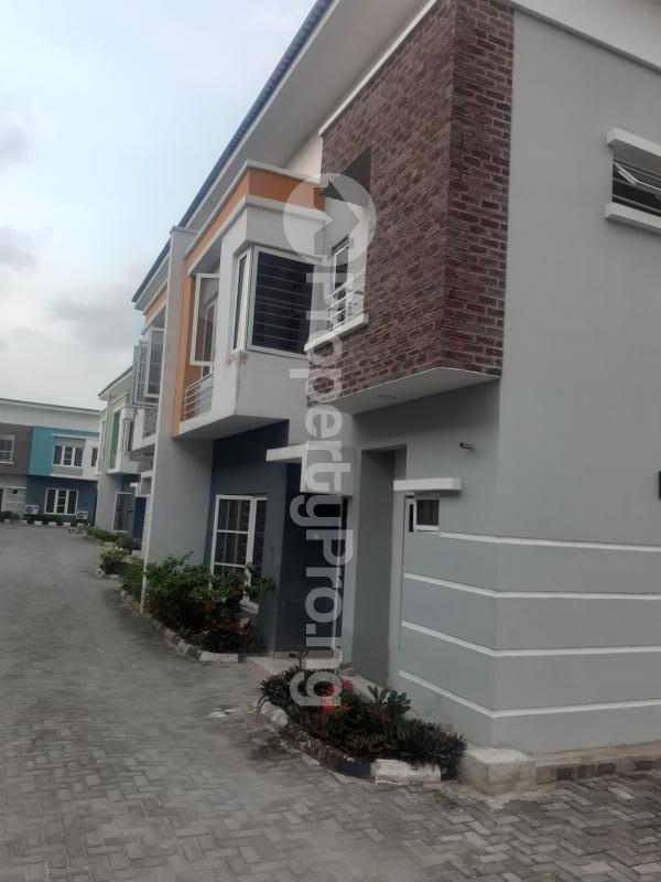 4 bedroom Terraced Duplex for rent W Lekki Scheme 2 Ajah Lagos - 0