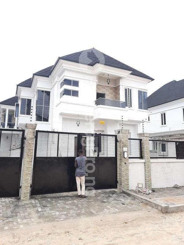 4 bedroom Detached Duplex for sale Orchid Road Chevron Lekki Lagos State Nigeria chevron Lekki Lagos - 9