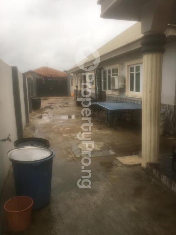 1 bedroom Mini flat for rent Koso Through Tipper Garage Off Akala Express Akala Express Ibadan Oyo - 0